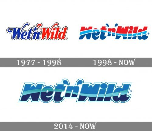 Wet n Wild Logo history