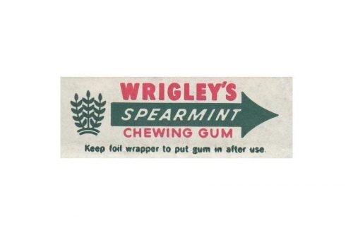 Wrigley's Logo 1932