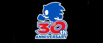 Sega releases the Sonic 30th anniversary logo