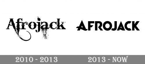 Afrojack Logo history