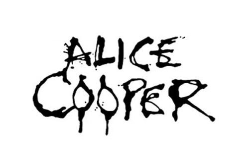 Alice Cooper Logo-1986