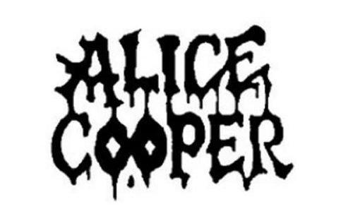 Alice Cooper Logo-1987