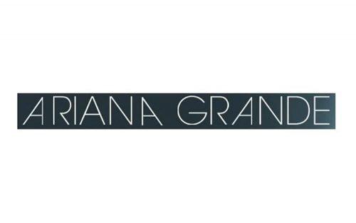 Ariana Grande Logo-2013