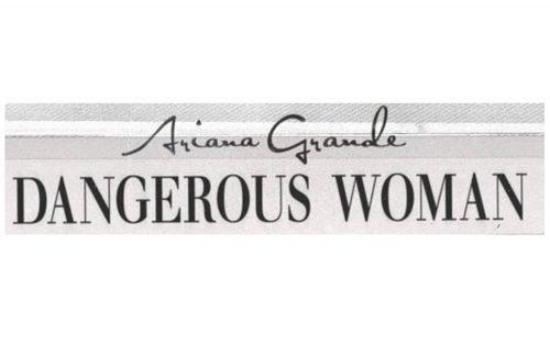 Ariana Grande Logo-2016