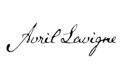 Avril Lavigne Logo-2011