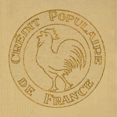 Banque Populaire Logo 1948