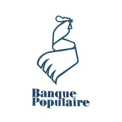 Banque Populaire Logo 1966