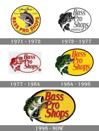 Bass Pro Shops Logo history