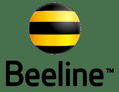 Beeline Logo 2005