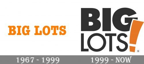 Big Lots Logo history