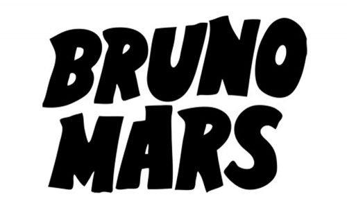Bruno Mars Logo-2010