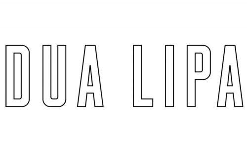 Dua Lipa Logo-2015