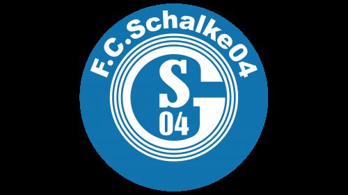 FC Schalke 04 Logo 1971