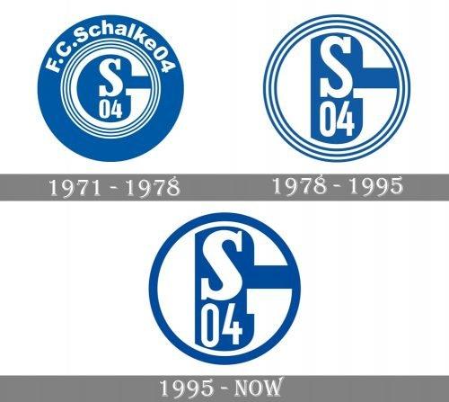 FC Schalke 04 Logo history