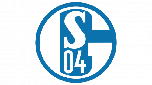 FC Schalke Logo 1995
