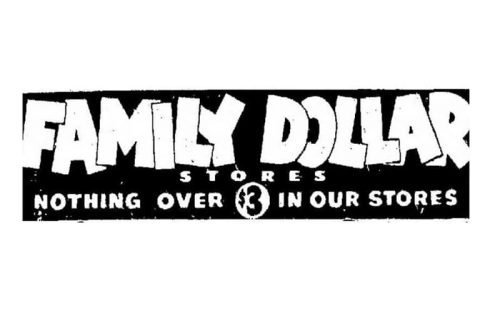 Family Dollar Logo-1960s