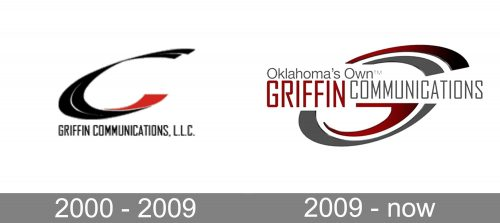 Griffin Communications Logo history
