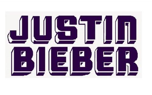Justin Bieber Logo-2009