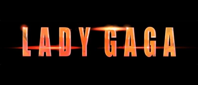 Lady Gaga Logo 2018