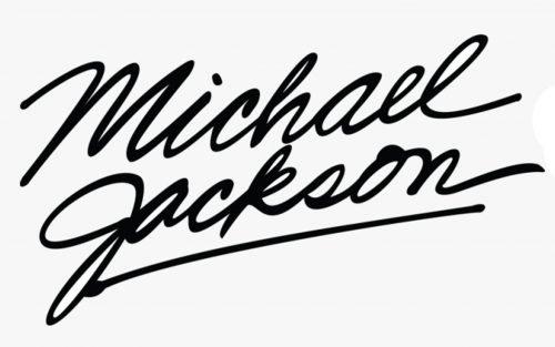 Michael Jackson Logo-1982