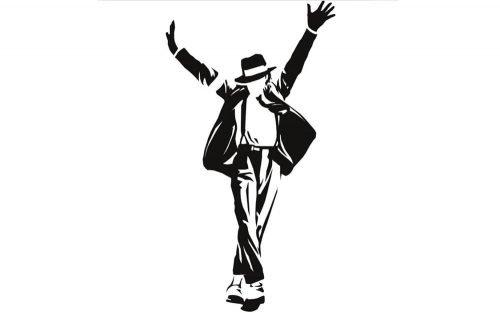Michael Jackson Logo-2004