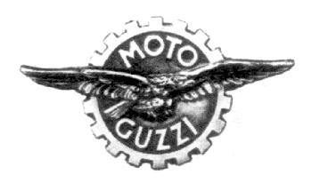 Moto Guzzi Logo 1957