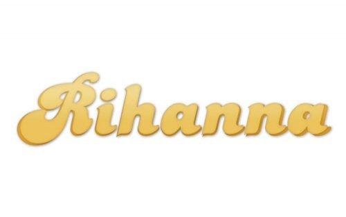 Rihanna Logo-2005