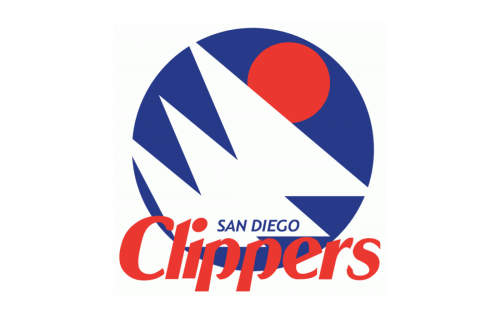 San Diego Clippers Logo 1978