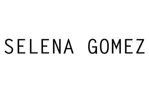 Selena Gomez Logo-2015