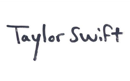 Taylor Swift Logo-2014