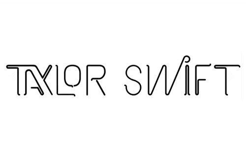 Taylor Swift Logo-2015