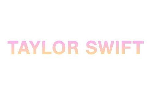 Taylor Swift Logo-2019