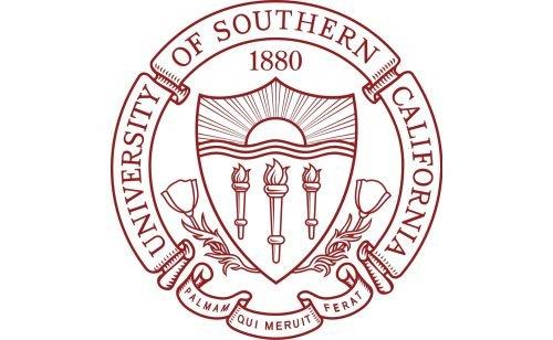 University of Southern California emblema