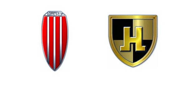 Hansa auto shield logo