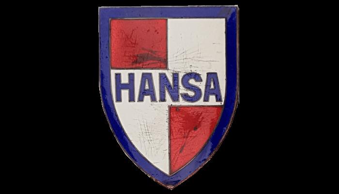 Hansa car logo emblem