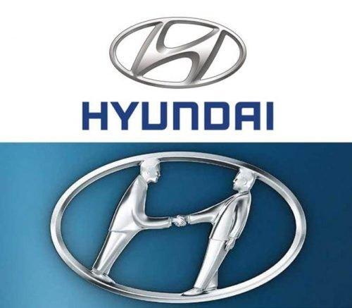 Hyundai's logo secret