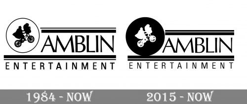 Amblin Entertainment Logo history