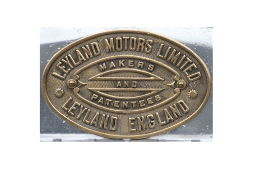 Ashok Leyland Logo 1951