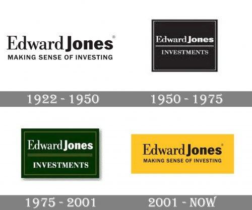 Edward Jones Logo history