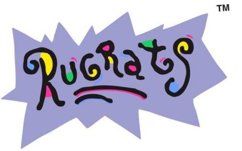 Rugrats Logo-1991