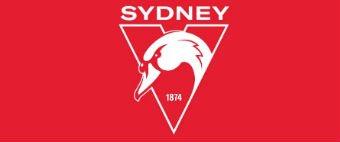Sydney Swans adopt new logo, getting rid of the Sydney Opera House