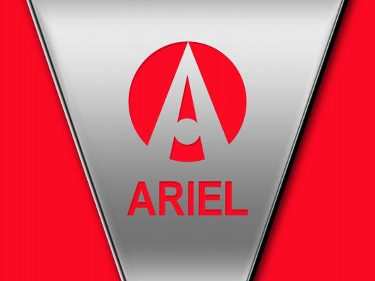 Ariel Logo Color