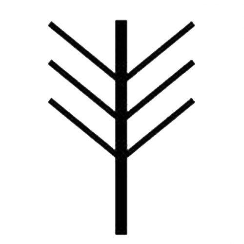 Celtic Beltane symbol