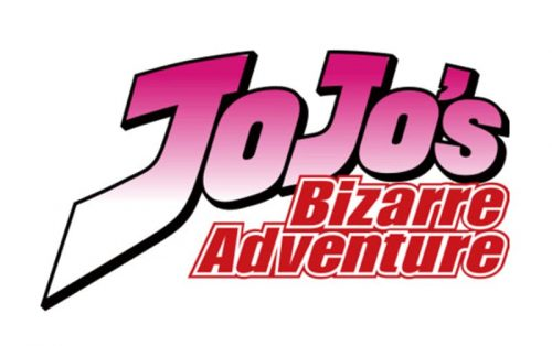 Jojo's Bizarre Adventure Logo-2012