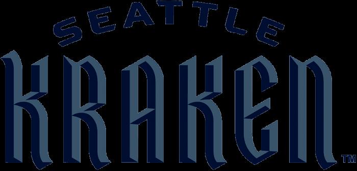 Seattle Kraken Font