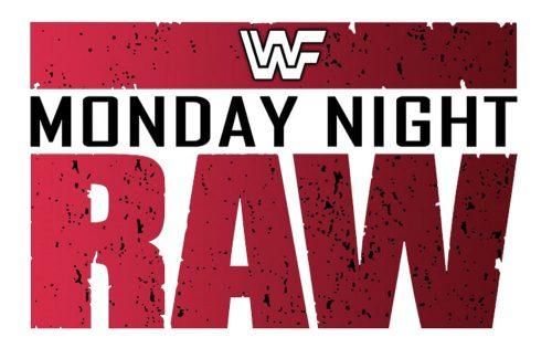 WWE Monday Night Raw Logo-1993