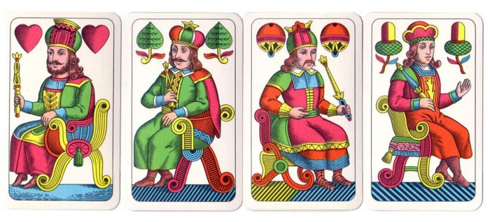 16th century German cards