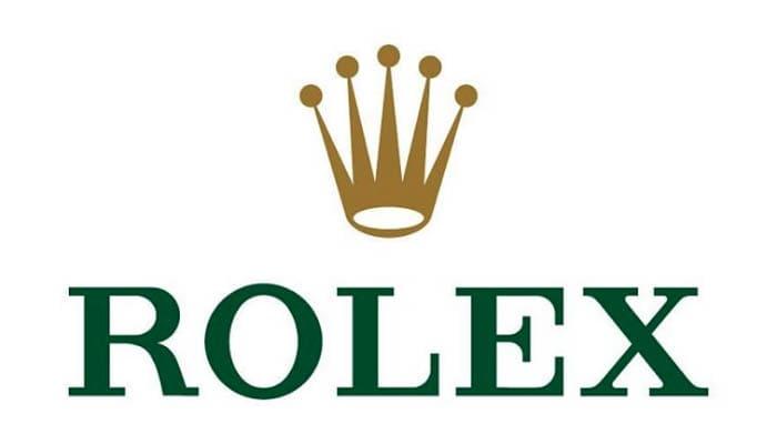 Rolex font logo