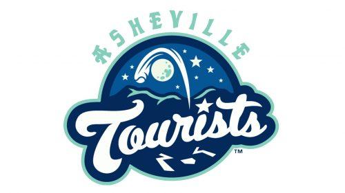 Asheville Tourists logo