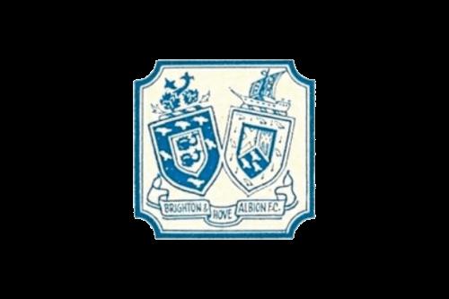 Brighton Hove Albion logo 1948